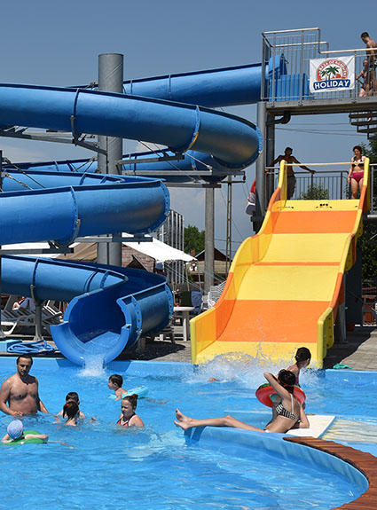 Aquaparc HOLIDAY - Pensiunea Holiday